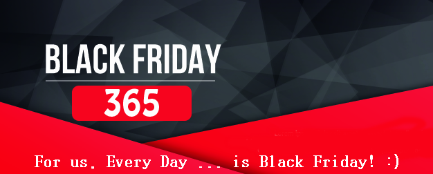 Black Friday 365